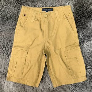 Tommy Hilfiger | Boy's Cargo Shorts | Kahki